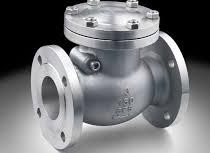ASA150 Flanged Stainless Steel Swing Check Valve