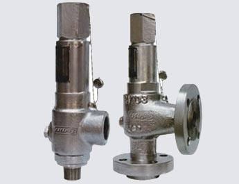 ASME Safety Relief Valve