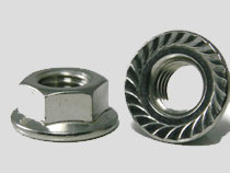 ASTM A193 B8 Serrated Flange Nuts