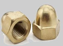 Cupro Nickel 90/10 Acorn Nut