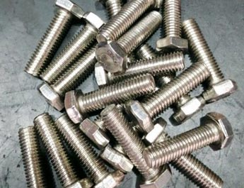 DIN 931 202 Stainless Steel Bolt