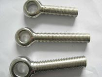 Eye bolt screw stainless steel