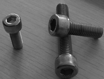 Hexagon Socket Allen Head Cap Screw