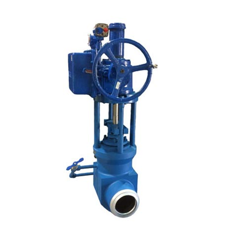 Series 1100 Nuclear Water Valve Dimension