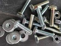stainless steel 202 bolt nut and washer