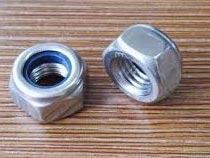 Stainless Steel A4 A2 Hex nylock nuts