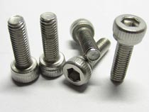 DIN912 M2 M4 M6 stainless steel hex socket head cap screw