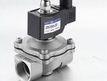 1/2 inch air water 24V stainless steel material solenoid valve