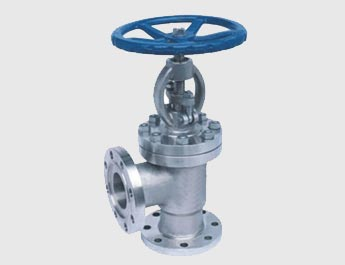 Stainless Steel Angle globe valve
