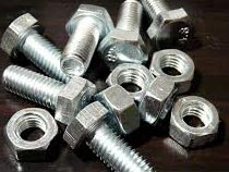 Super Duplex Steel 2207 Hex Bolt and Nut